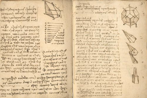 Codex Forster I, II and III
